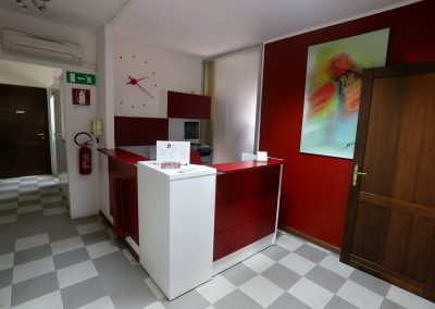 Studio Radiologico ed Ecografico Mulas Reception