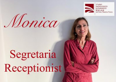 Monica - Segretaria Receptionist
