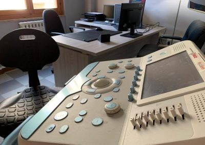 Studio radiologico Mulas - ecografia Sassari