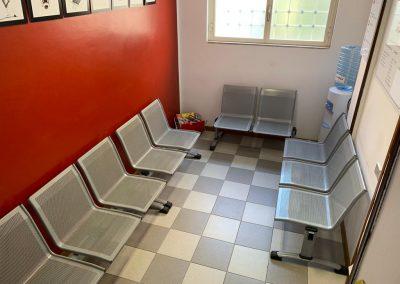Studio radiologico Mulas - sala d attesa